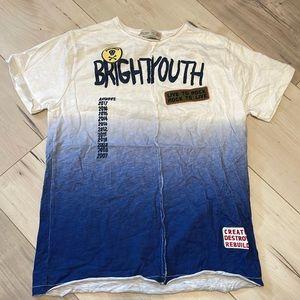 Zara Graphic T-shirt